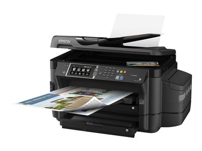Epson WorkForce ET-16500 EcoTank Multifunction printer color ink-jet refillable  image
