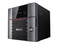 BUFFALO TeraStation 3210DN NAS server 2 bays 8 TB SATA 6Gb/s HDD 4 TB x 2