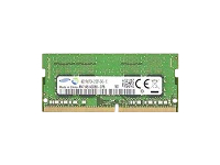 Lenovo - DDR4 - 4 GB - SO-DIMM 260-pin - 2400 MHz / PC4-19200 - 1.2 V - unbuffered - non-ECC - for ThinkCentre M910; ThinkPad E48X; E58X; L380; L380 Yoga; P52s; T480; T580; V330-14; V330-15