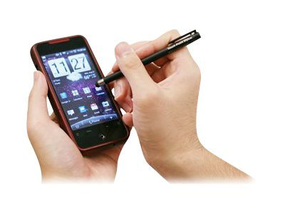 IOGEAR Touch Point Stylus for Smartphones and Tablets GSTY103