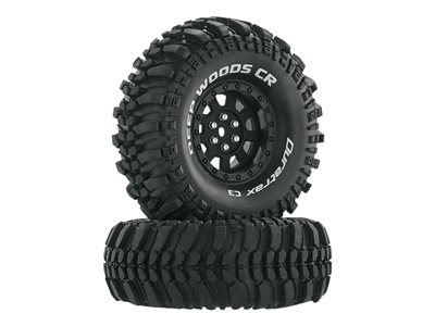 "Performance Tires - DTXC4026 Deep Woods CR 1.9"" Wheel Mounted C3"