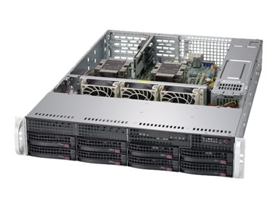Supermicro SuperServer 6029P-WTR - rack-mountable - no CPU - 0 GB