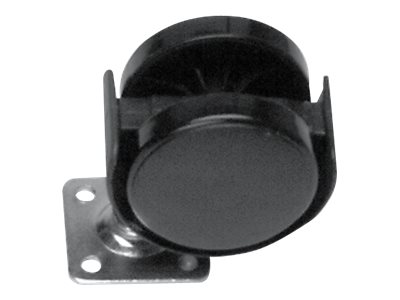 Chief Mounting component (caster) plastic, metal black