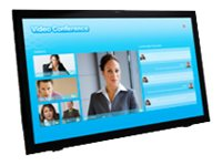 Planar Helium PCT2485 LED monitor 24INCH (23.6INCH viewable) touchscreen