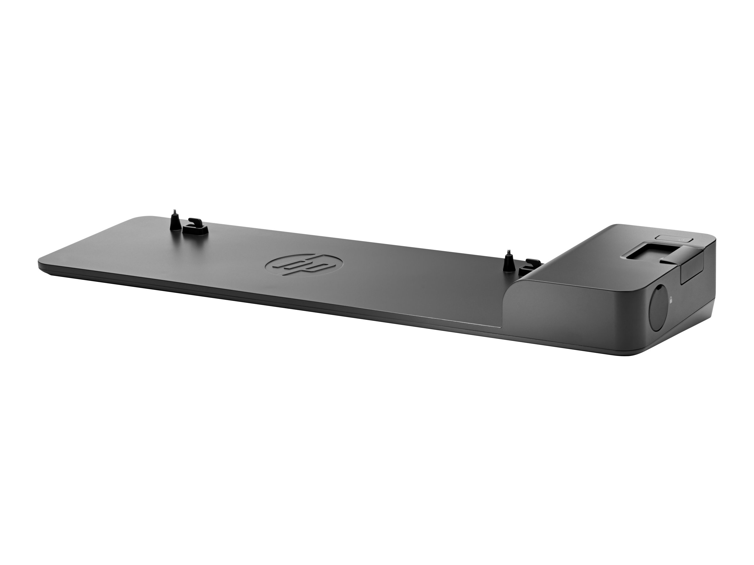 HP UltraSlim Docking Station 2013 - docking station - VGA, 2 x DP