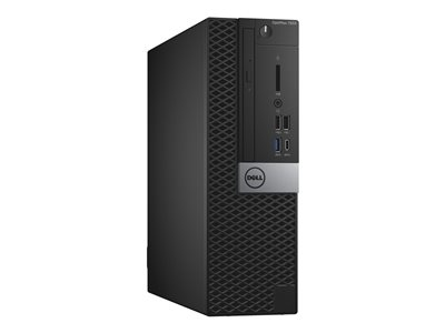 Dell OptiPlex 7050 - Core i7 7700 3.6 GHz - 16 GB - 256 GB