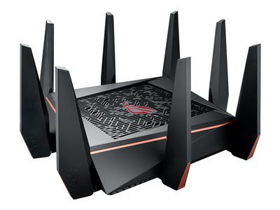 ASUS ROG Rapture GT-AC5300 Wireless router 8-port switch GigE 802.11a/b/g/n/ac T