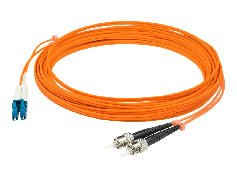 AddOn 8m LC to ST OM1 Orange Patch Cable - patch cable - 8 m - orange