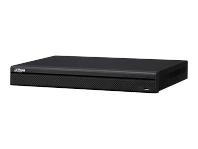 Dahua Pro Series NVR52A08-8P-4KS2 NVR 8 channels 2 TB networked 1U rack-mo