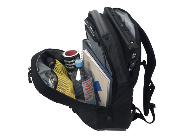 N14518N - Dicota BacPac Mission XL - notebook carrying backpack - Currys PC  World Business 31586ce298