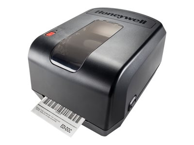 Honeywell PC42t - Label printer - thermal transfer - Roll (11 cm) - 203 dpi - up to 101.6 mm/sec - USB, USB host - black