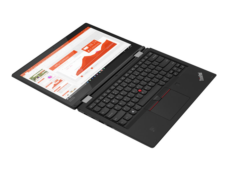 "Lenovo ThinkPad L380 Yoga - 13.3"" - Core i5 8250U - 8 Go RAM - 256 Go SSD - French"