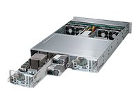 Supermicro SuperServer 2028TP-DC1TR - rack-mountable - no CPU - 0 GB