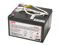 APC Replacement Battery Cartridge #5 - UPS battery Lead Acid