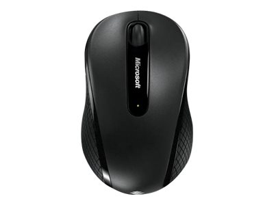 Microsoft Wireless Mobile Mouse 4000 for Business Mouse optical 4 buttons wireless