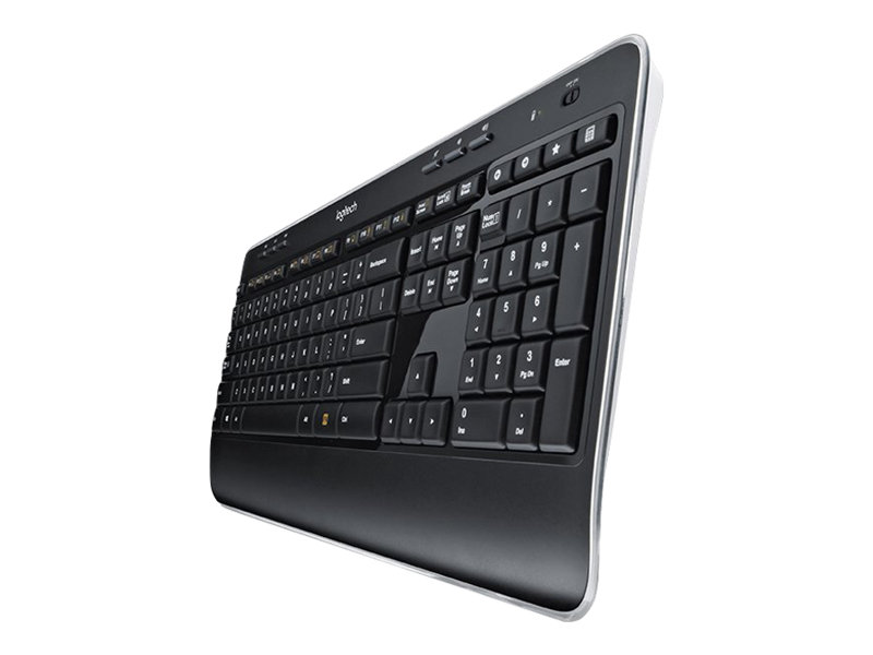 Logitech Wireless Combo MK520 - Tastatur-und-Maus-Set - drahtlos - 2.4 GHz - Deutsch