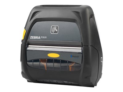 Zebra ZQ500 Series ZQ520 Label printer thermal paper Roll (4.45 in) 203 dpi  image