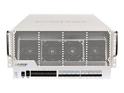Fortinet FortiGate 3980E - Low Encryption - security appliance