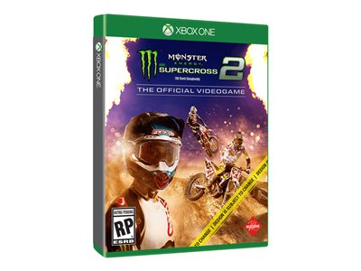 Monster Energy Supercross 2 The Official Videogame Xbox One