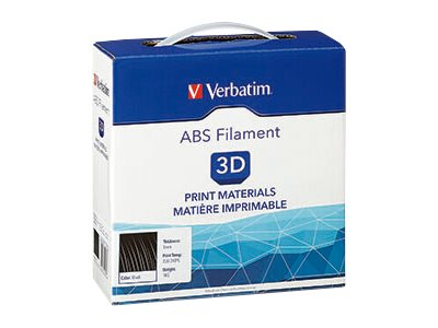 Verbatim Black 2.2 lbs ABS filament (3D)