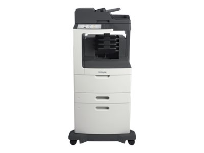 Lexmark MX811dxme - multifunction printer - B/W
