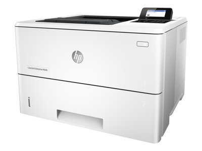 HP LaserJet Enterprise M506dn - Printer - monochrome - Duplex - laser - A4/Legal - 1200 x 1200 dpi - up to 43 ppm - capacity: 650 sheets - USB 2.0, Gigabit LAN, USB 2.0 host