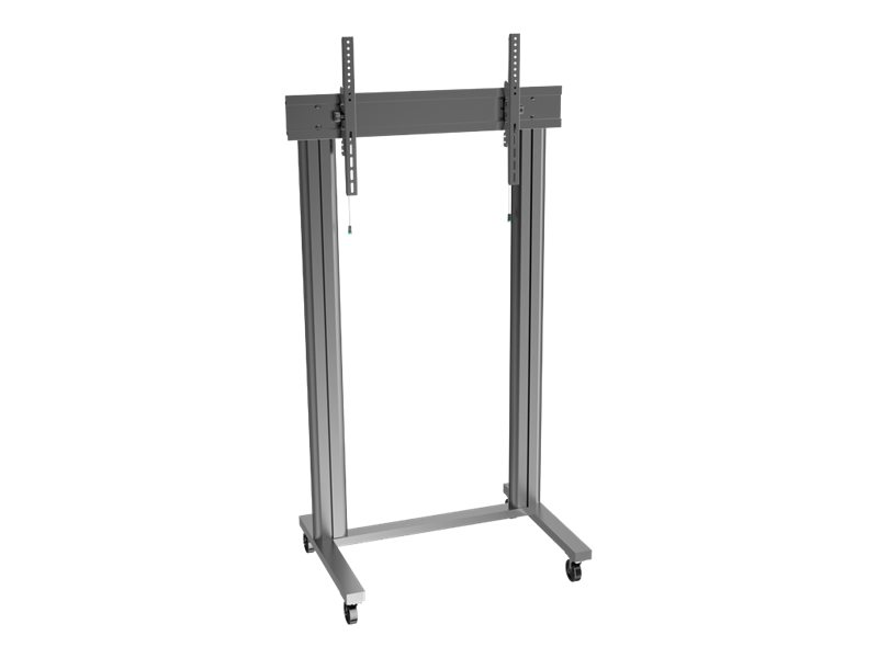 Multibrackets M Public Display Stand 180 Dual Pillar Wheelbase - ställ