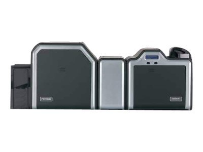 Fargo HDP 5000 CARD IDENTITY SYSTEM - plastic card printer - color - dye sublimation/thermal resin