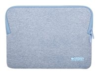 Urban Factory Memory Notebook sleeve 15INCH blue for Apple Mac