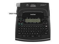 Brother P-Touch PT-1890D Labelmaker monochrome thermal transfer  180 dpi