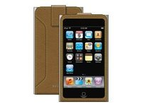Belkin Eco-Conscious Leather Sleeve for iPod touch (2nd Gen) - case for player