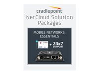 Cradlepoint NetCloud Essentials for Mobile Routers (Prime)