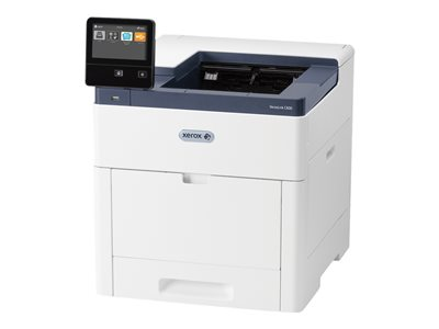 Xerox VersaLink C600/DXF - Printer - color - Duplex - LED - A4/Legal - 1200 x 2400 dpi - up to 55 ppm (mono) / up to 55 ppm (color) - capacity: 2700 sheets - Gigabit LAN, USB host, NFC, USB 3.0 - with Finisher