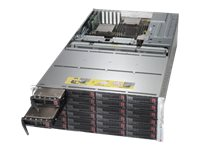 Supermicro Ceph Solutions Inktank OSD Storage Node Server rack-mountable 4U 2-way