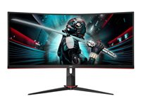 AOC Gaming CU34G2X/BK 34' 3440 x 1440 HDMI DisplayPort 144Hz