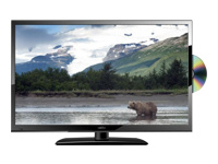 "Cello C22230F - 22"" Class LED TV - with built-in DVD player - 720p 1366 x 768"