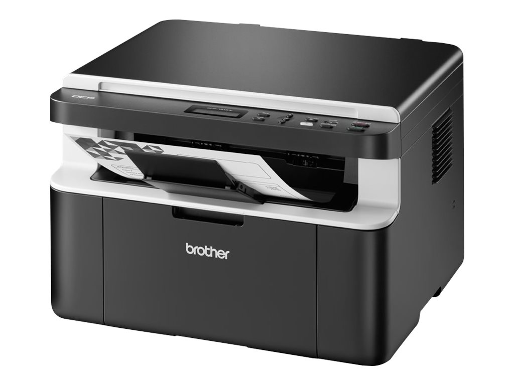 Brother DCP-1612W - Multifunktionsdrucker - s/w - Laser - 215.9 x 300 mm (Original) - A4/Legal (Medien)