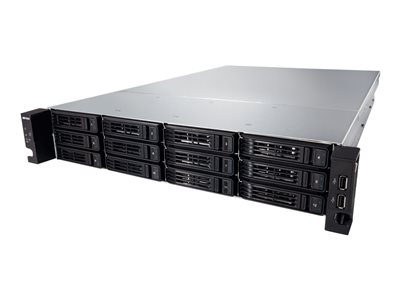 BUFFALO TeraStation 7120r Enterprise NAS server 12 bays 120 TB rack-mountable