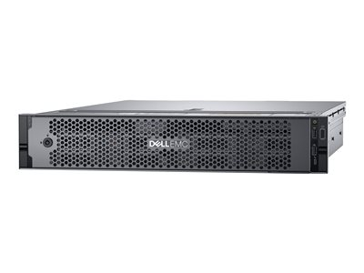Dell EMC PowerEdge R740 Server rack-mountable 2U 2-way 1 x Xeon Gold 5118 / 2.3 GHz