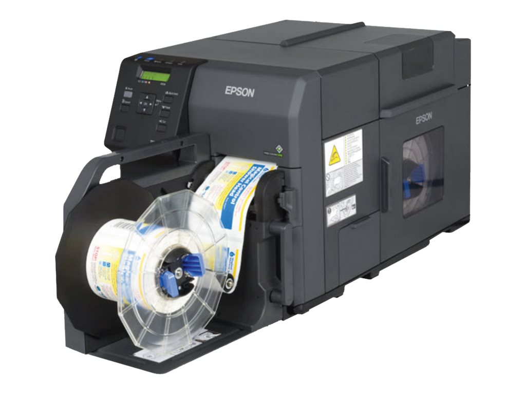 Epson ColorWorks TM-C7500-011 - label printer - color - ink-jet