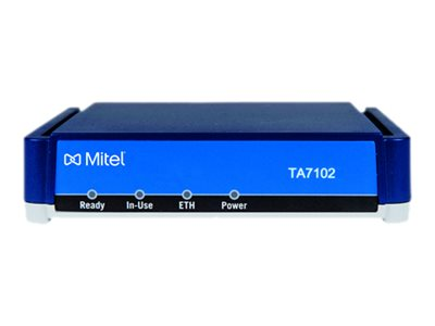 Product | Mitel TA7102 - VoIP phone adapter