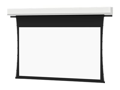Da-Lite Tensioned Advantage Deluxe Electrol Wide Format Projection screen ceiling mountable