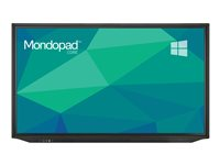 """InFocus Mondopad Core INF55MC31 - All-in-one - 1 x Core i7 7500U - RAM 8 GB - SSD 256 GB - HD Graphics 620 - GigE - WLAN: 802.11a/b/g/n - Win 10 Pro 64-bit / Android 5.0 - monitor: LED 55"""" 3840 x 2160 (Ultra HD 4K) touchscreen"""