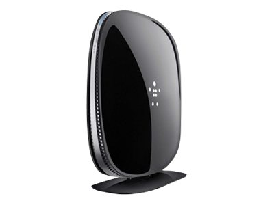 Belkin F9J1107 - Wireless Router - 4-Port-Switch - GigE, 802.11ac (draft 2.0) - 802.11a/b/g/n/ac (draft 2.0) - Dual-Band