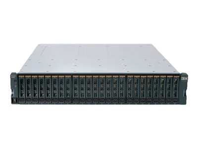 IBM Storwize V5000 SFF Expansion Enclosure - storage enclosure