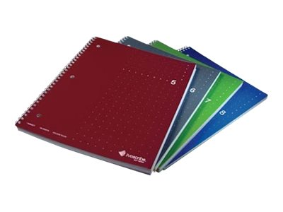 Livescribe Single subject notebook 100 sheets / 200 pages College 3 holes