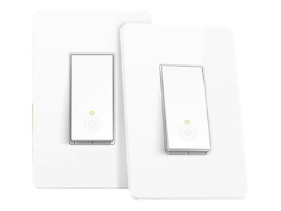 TP-Link HS210 Light switch wireless 802.11b/g/n 2.4 Ghz (pack of 2)