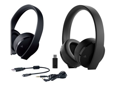 Sony new Gold Wireless Stereo Headset Headset full size Bluetooth wireless