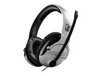 ROCCAT Khan Pro Headset full size wired 3.5 mm jack white