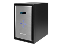 Picture of NETGEAR ReadyNAS 628X - NAS server - 32 TB (RN628XE4-100NES)